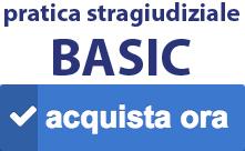 RECUPERO CREDITI button- BASIC